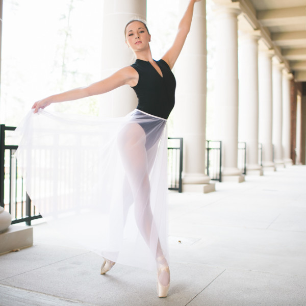 Alpharetta Senior Photographer- Ballet Photography