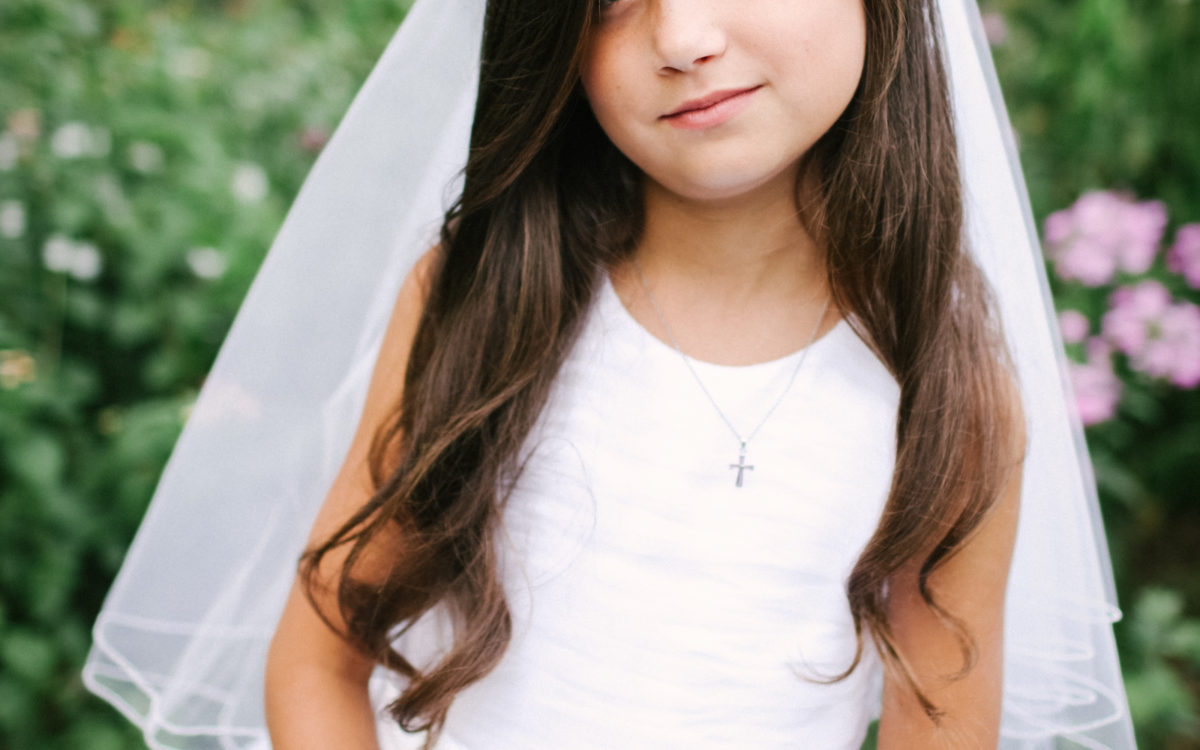 First Holy Communion Sessions | Alpharetta Child Photographer