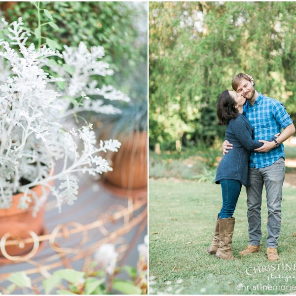 Garden Style Family Photo Session ~ Barrington Hall | Roswell Family Photographer